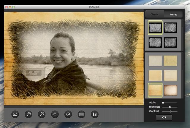 PicSketch - Imagem 1 do software