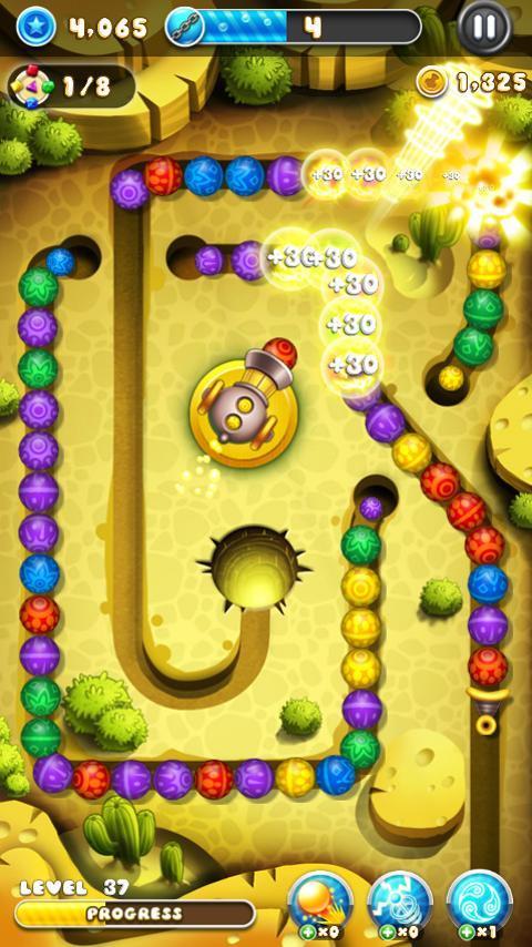 Marble Blast Saga - Imagem 1 do software