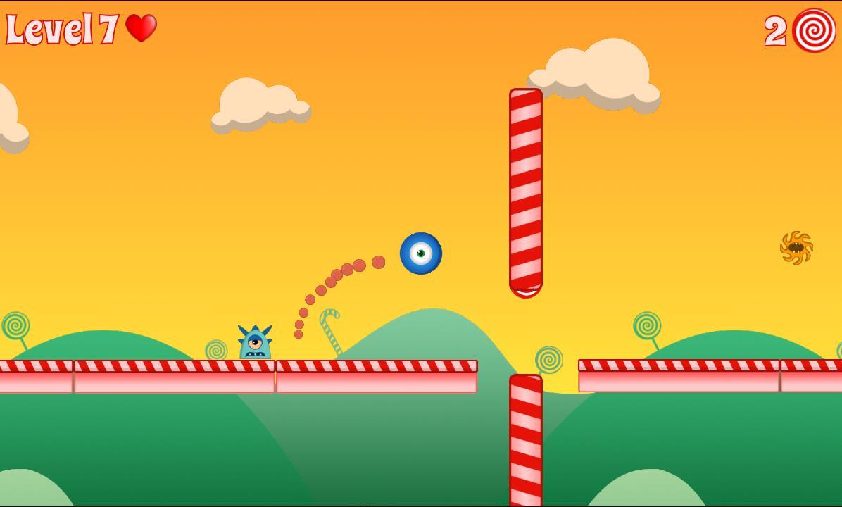 Sugar Monster - Hop Eat n Play - Imagem 1 do software