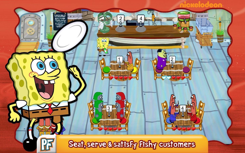 SpongeBob Diner Dash Deluxe - Imagem 1 do software