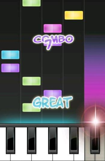 piano dance - Imagem 1 do software