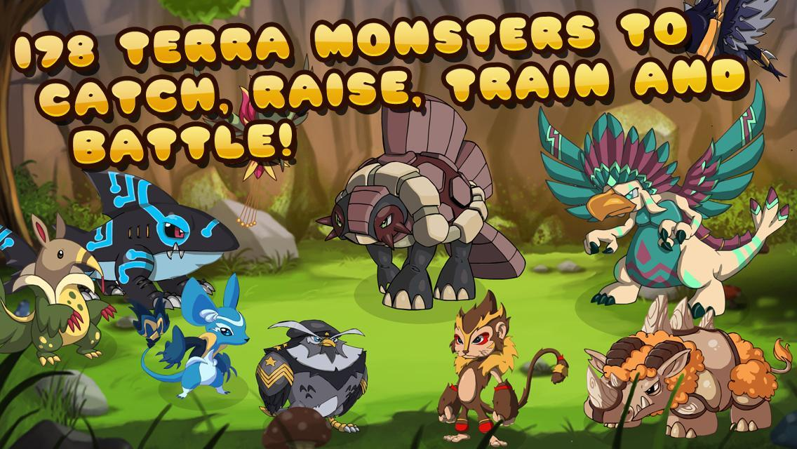 Terra Monsters - Imagem 1 do software