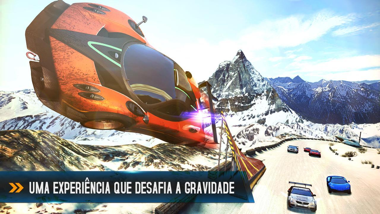 Asphalt 8: Airborne - Imagem 1 do software