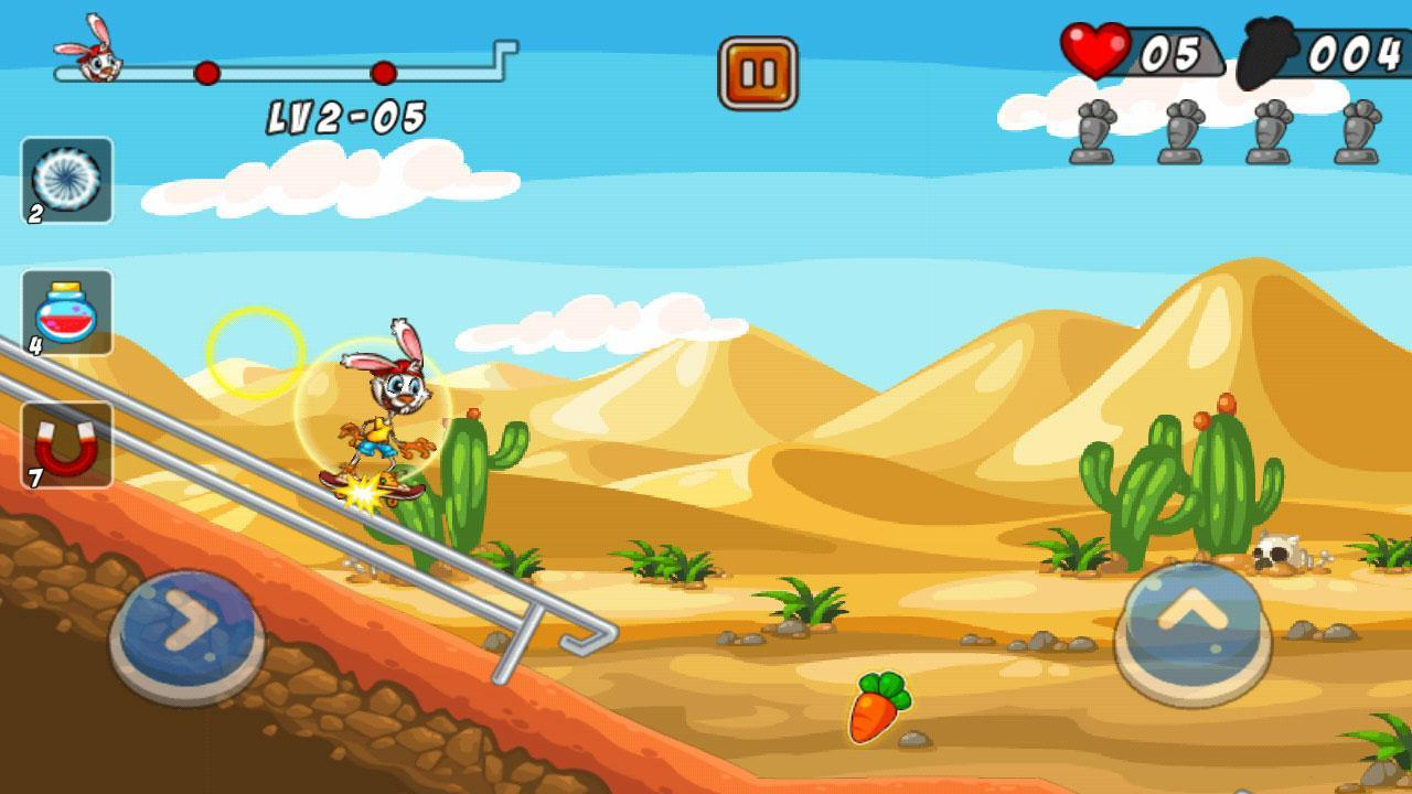 Bunny Skater - Imagem 1 do software