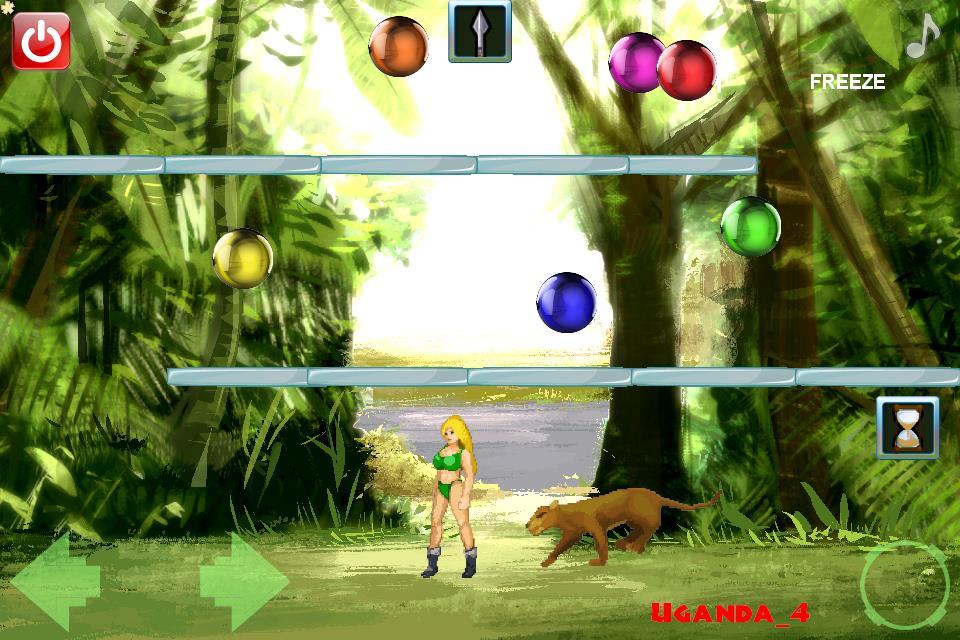 Jungle Pang - Imagem 1 do software