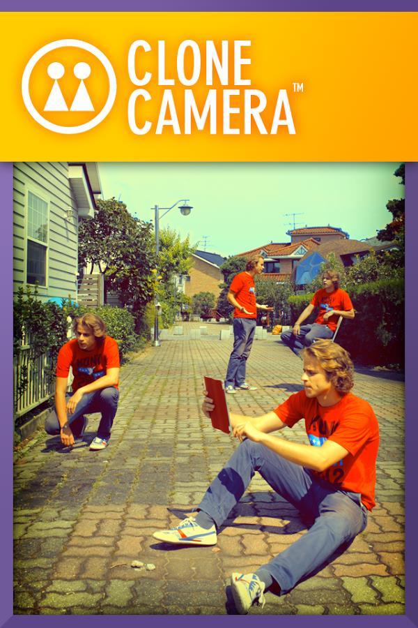 Clone Camera - Imagem 1 do software