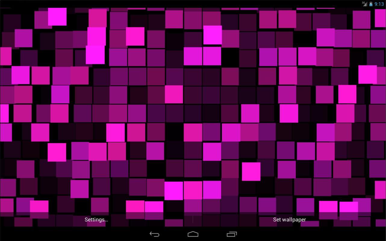 3D Tiles Parallax Pro LWP - Imagem 1 do software