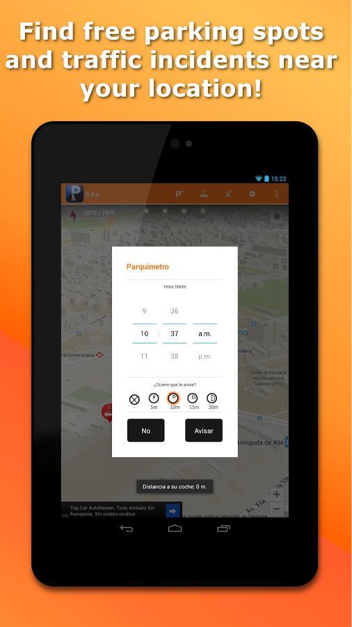 Parking Karma - Social Driving - Imagem 2 do software