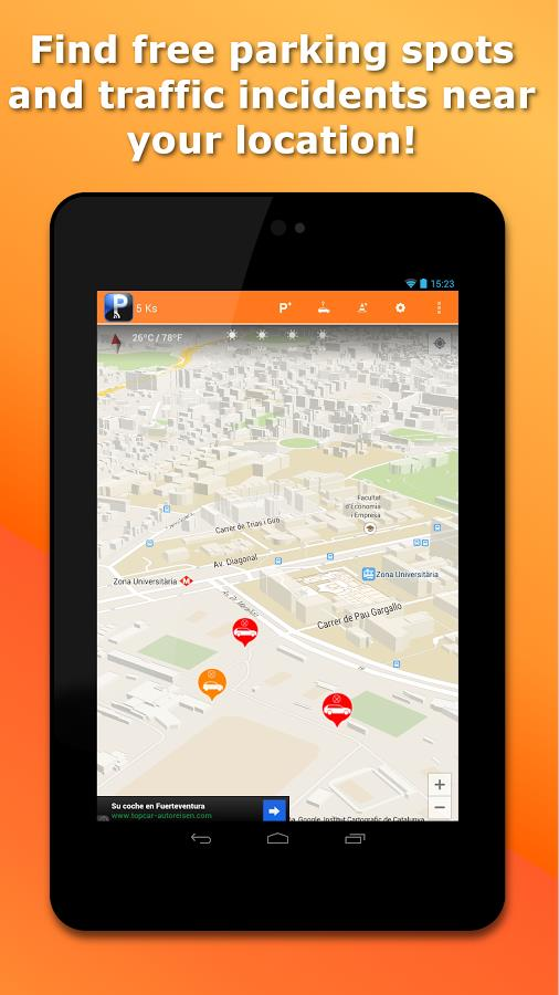 Parking Karma - Social Driving - Imagem 1 do software