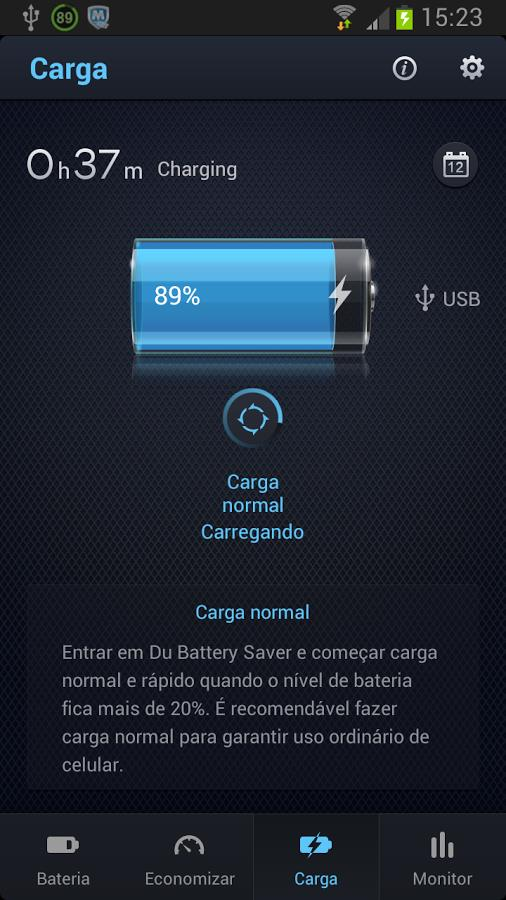 DU Battery Saver & Widgets - Imagem 1 do software