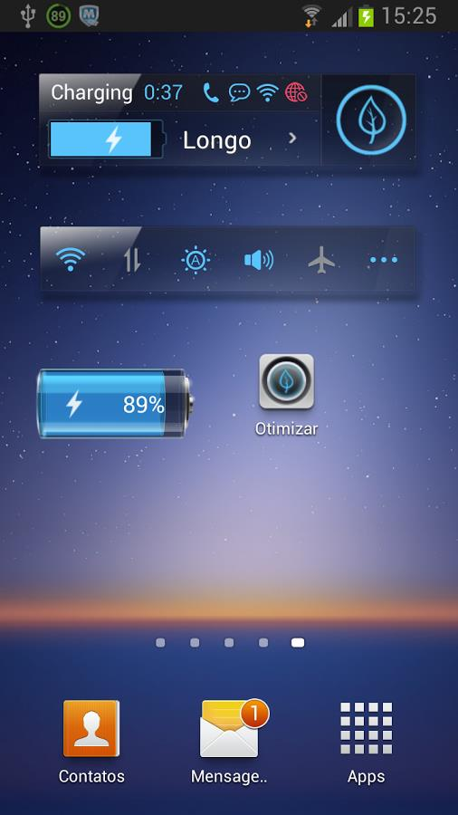 DU Battery Saver & Widgets - Imagem 2 do software