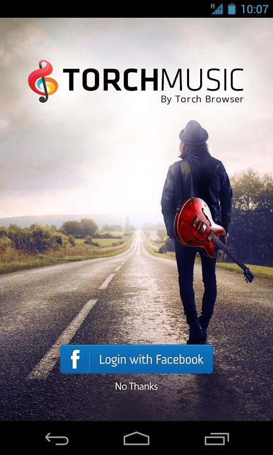 Torch Music (Beta) - Imagem 1 do software