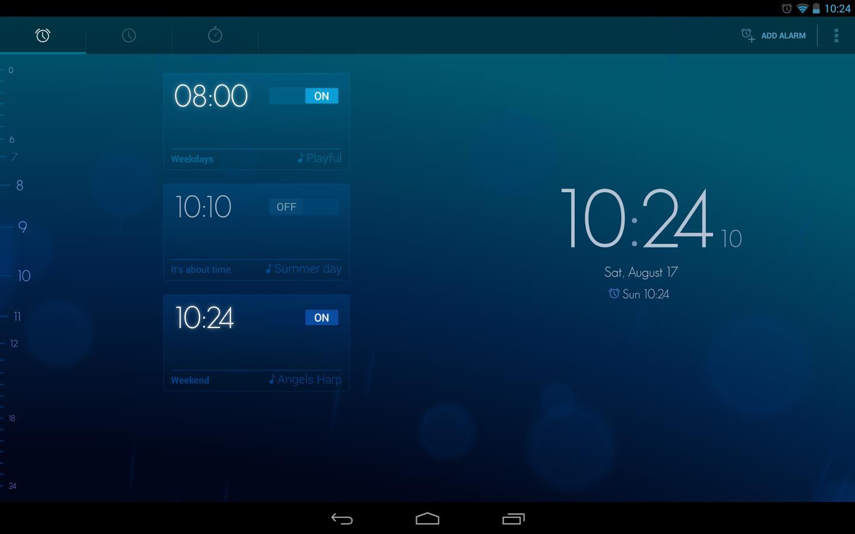 Timely Alarm Clock - Imagem 1 do software