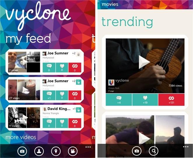 Vyclone - Imagem 1 do software