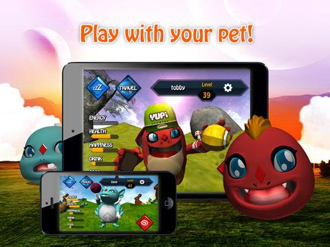 Yupies: Pets from Outer Space - Imagem 1 do software