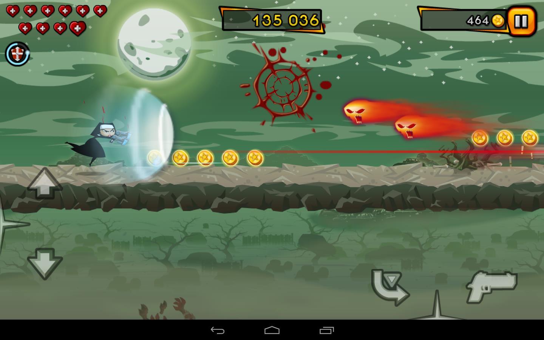 Nun Attack: Run & Gun - Imagem 1 do software