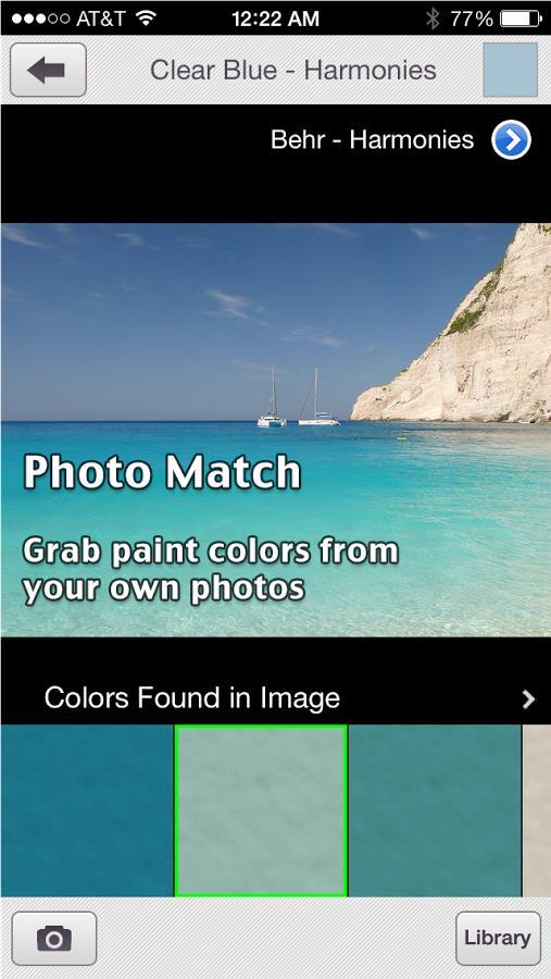 Paint Harmony - Imagem 2 do software