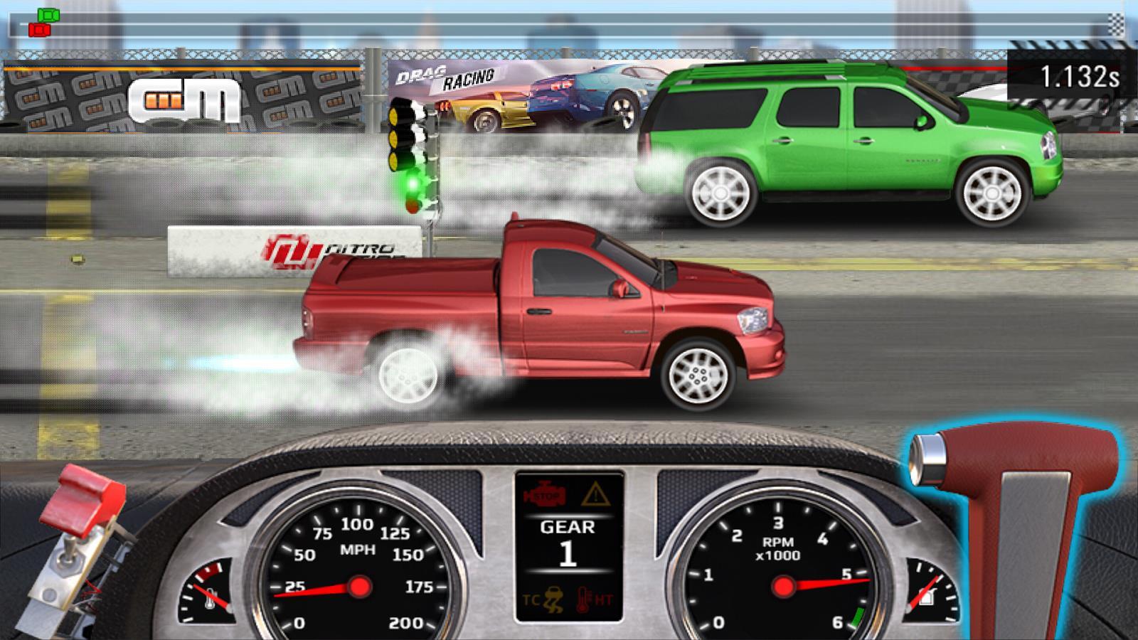 Drag Racing 4x4 - Imagem 1 do software
