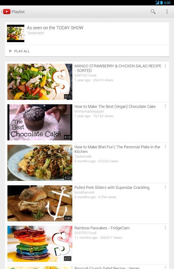YouTube - Imagem 1 do software