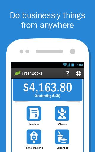 FreshBooks Cloud Accounting - Imagem 3 do software