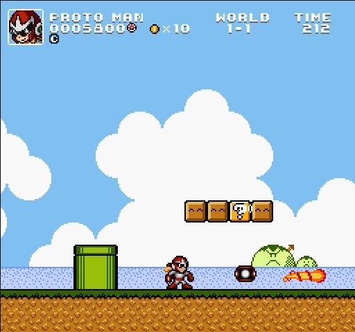 Super Mario Crossover - Imagem 2 do software