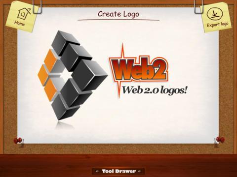 Logo Maker - Imagem 1 do software