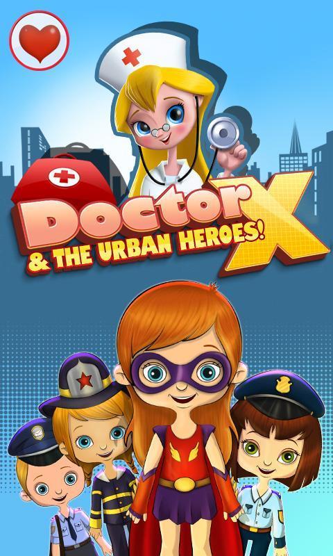 Doctor X & The Urban Heroes - Imagem 1 do software