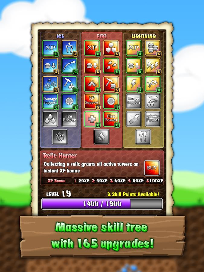 CastleMine - Imagem 2 do software