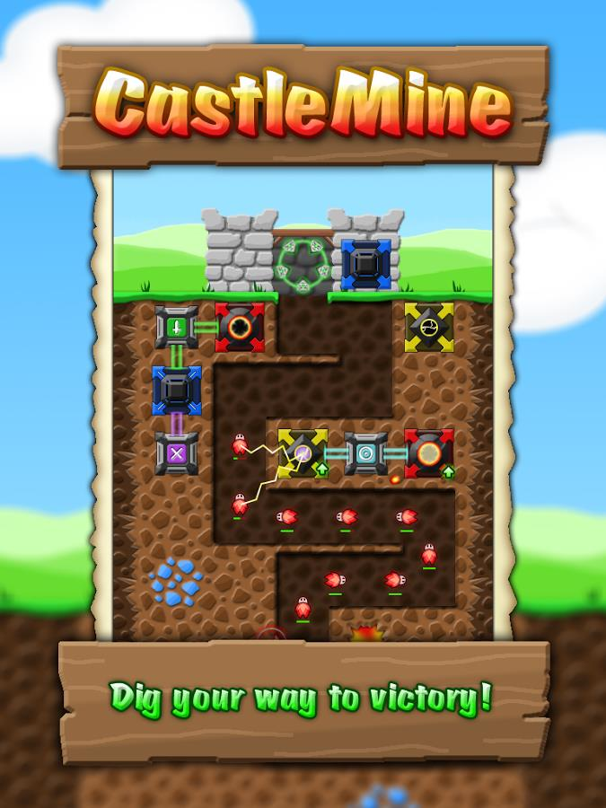 CastleMine - Imagem 1 do software