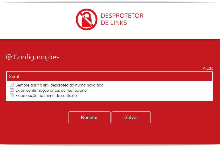 Desprotetor de Links para o Firefox - Imagem 3 do software