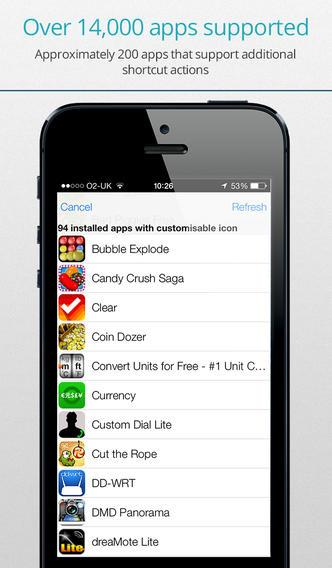 Iconical - Customize your iPhone - Imagem 4 do software