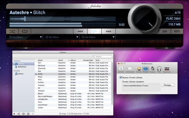 Fidelia - Imagem 1 do software