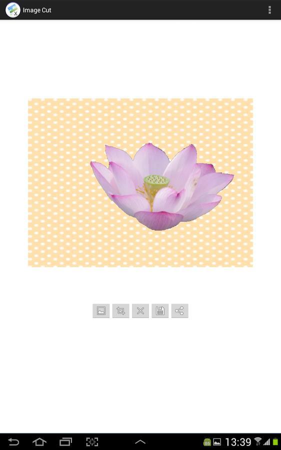 Image Cut - Imagem 2 do software