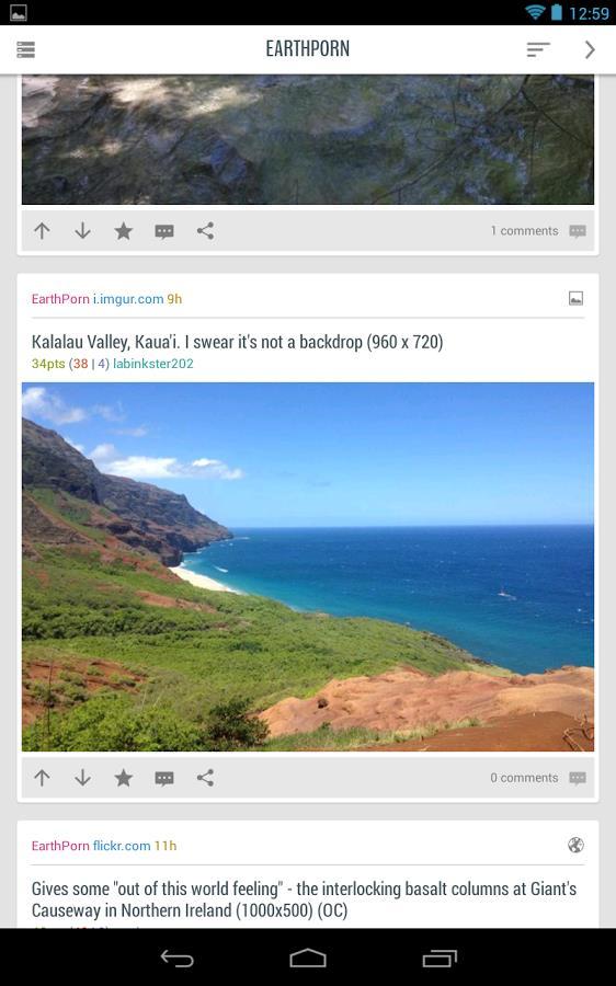 Flow for Reddit - Imagem 2 do software