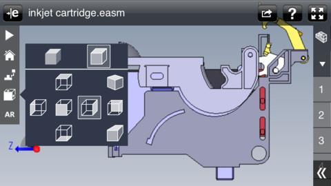 eDrawings - Imagem 1 do software