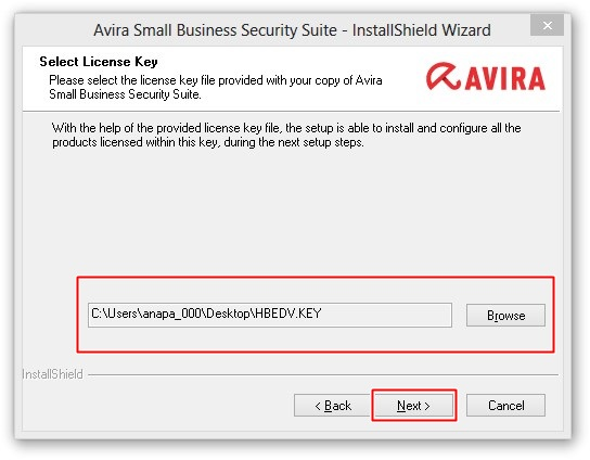 Avira SmallBusiness Suite Download