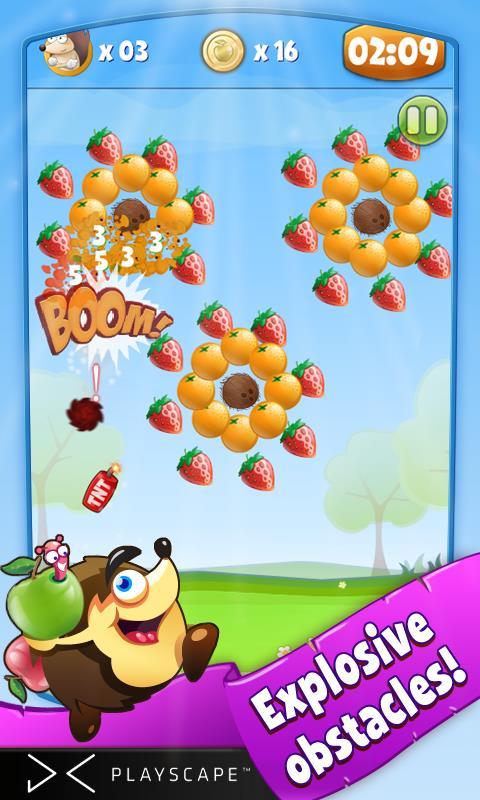 Fruit Story - Imagem 2 do software