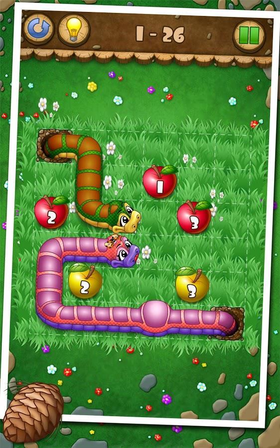 Snakes & Apples - Imagem 2 do software