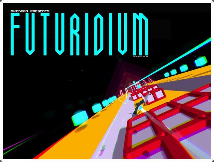 Futuridium EP - Imagem 1 do software