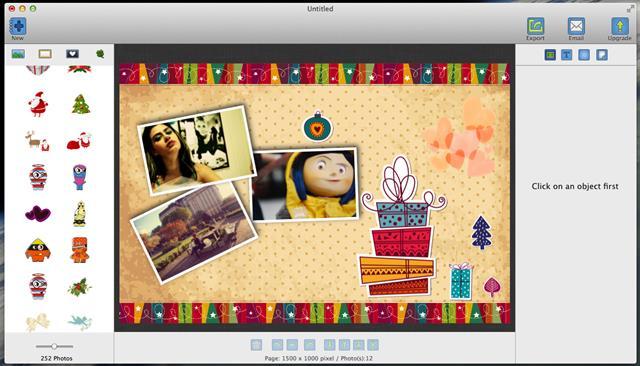 CollageFactory Express - Imagem 1 do software