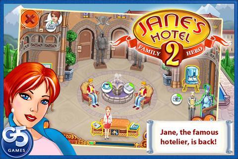 Jane`s Hotel 2: Family Hero - Imagem 1 do software