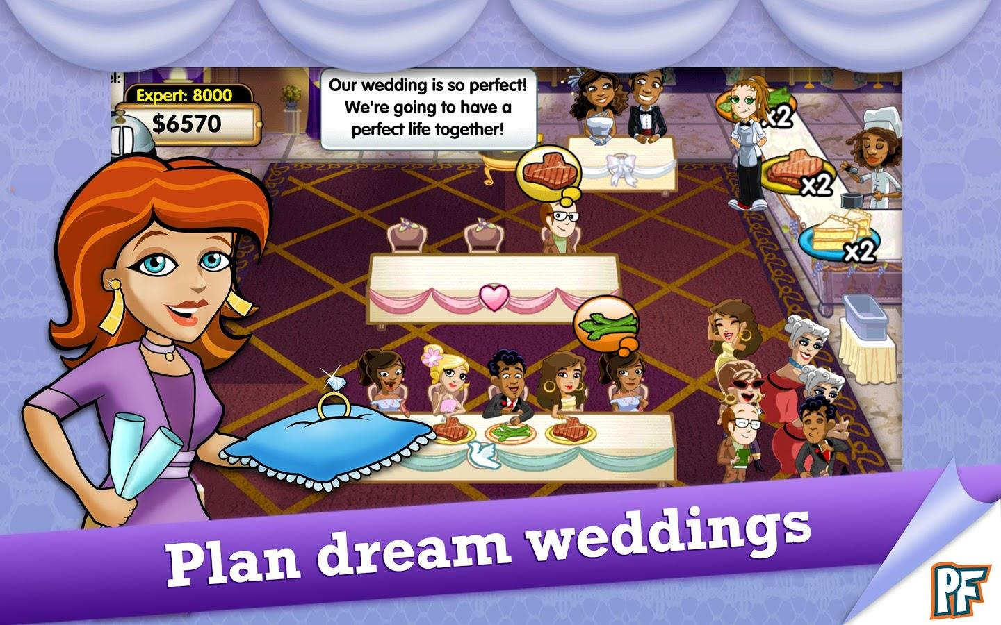 Wedding Dash Deluxe - Imagem 1 do software