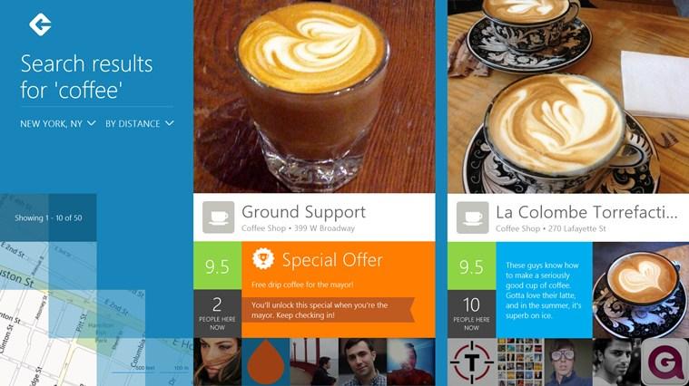 Foursquare - Imagem 1 do software