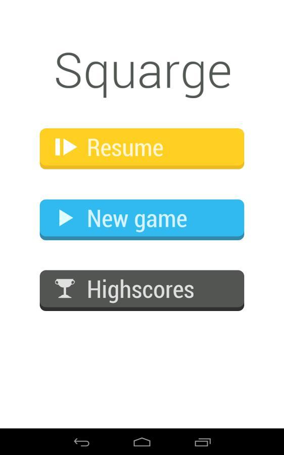 Squarge Free - Imagem 2 do software