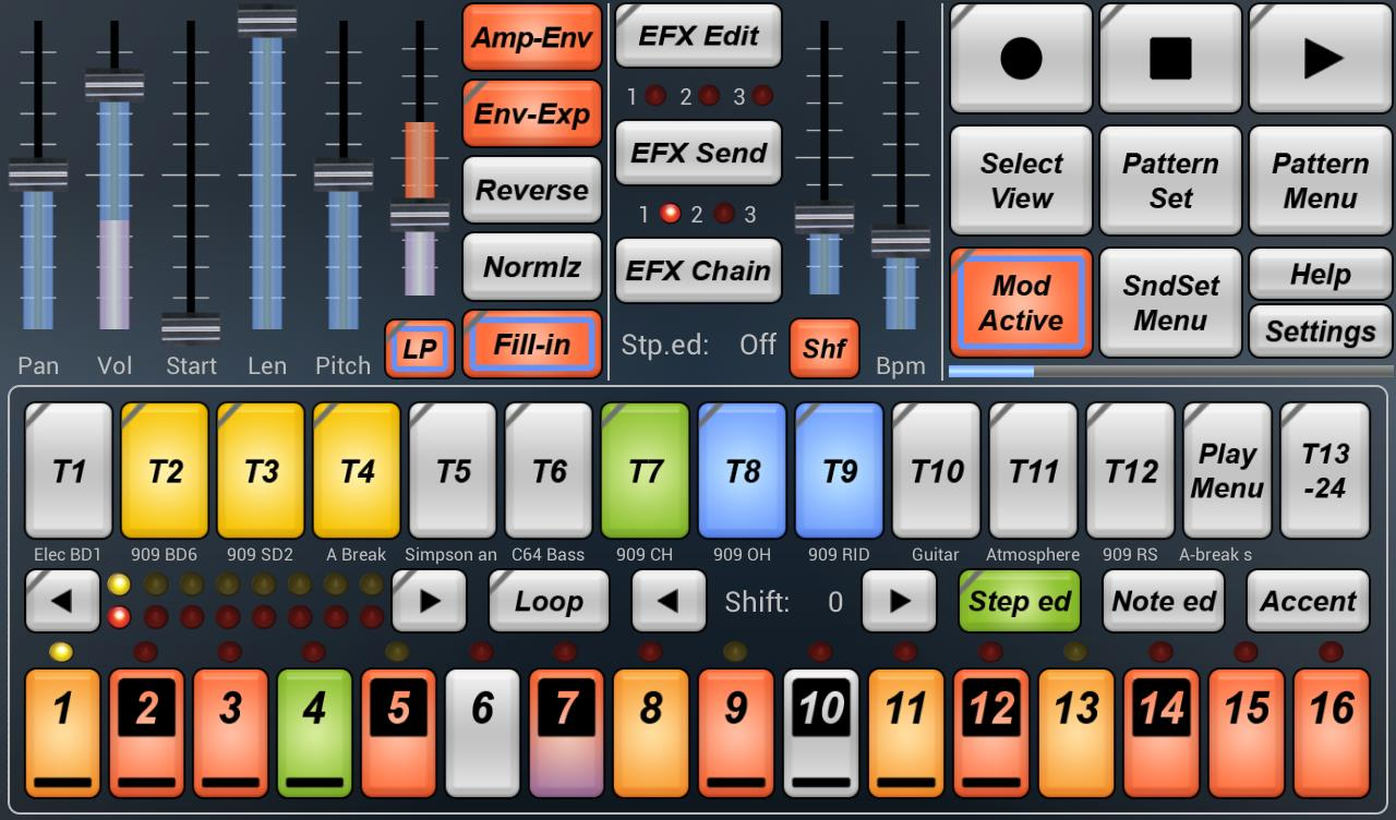 G-Stomper Beat Studio - Imagem 1 do software