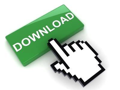 Opções de desligamento após o download