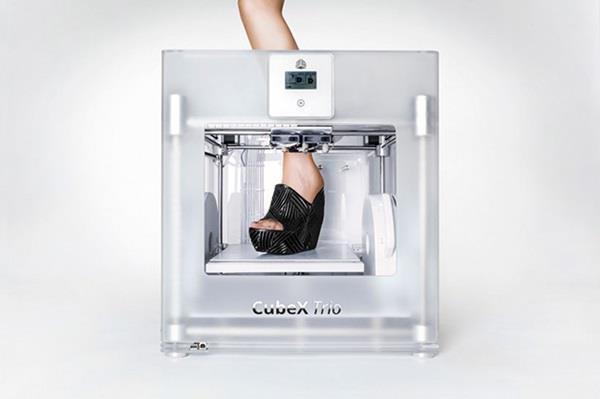 Já pensou em imprimir seus próprios sapatos em casa?