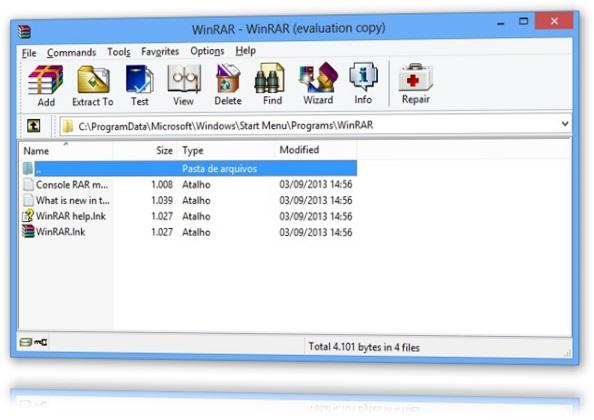 WinRAR Beta Download to Windows em Português Grátis
