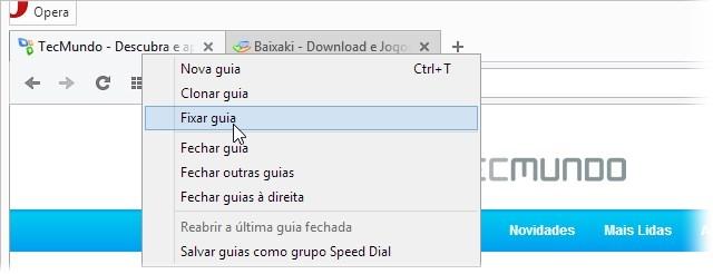 Opera Next - Imagem 2 do software