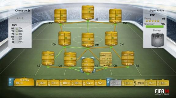 FIFA 14 - Imagem 3 do software